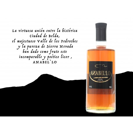 Anabel'lo Licor Gourmet
