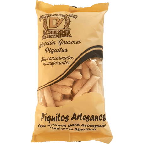 Piquitos de Pan Artesanos